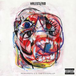 "Halestorm - ReAniMate 3.0: The CoVeRs eP (12"")"