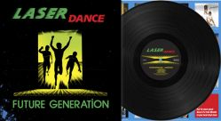 Laserdance - Future Generation (LP)