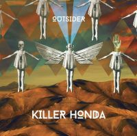 Killer Honda (Найк Борзов) - Outsider (LP)
