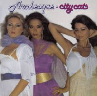 Arabesque ‎– City Cats (LP)
