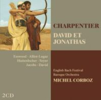 Michel Corboz. Charpentier. David Et Jonathas (2CD)