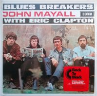 John Mayall With Eric Clapton ‎– Blues Breakers (LP)