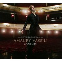 Amaury Vassili ‎- Canterò - Edition Collector (CD+DVD)