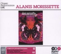 Alanis Morissette ‎- Feast On Scraps (CD+DVD)