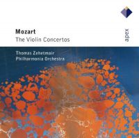 Thomas Zehetmair - Mozart. The Violin Concertos (2CD)