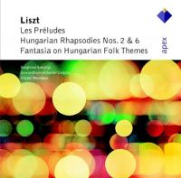 Liszt - Les Preludes / Hungarian Rhapsodies 2 & 6 / Hungarian Fantasy (CD)