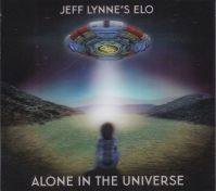 Jeff Lynne's ELO - Alone in the Universe. Deluxe edition (CD)