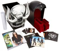 "Motorhead - The Complete Early Years. Limited Edition (9 CD + 7 Mini-CD + 7"" Vinyl)"